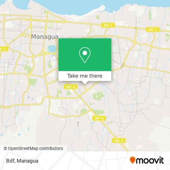 Bdf map