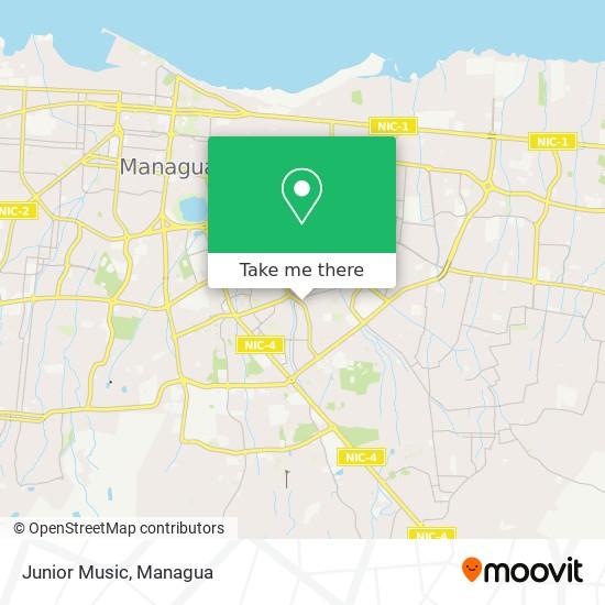 Junior Music map