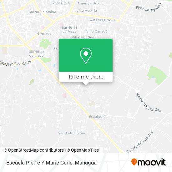 Escuela Pierre Y Marie Curie map