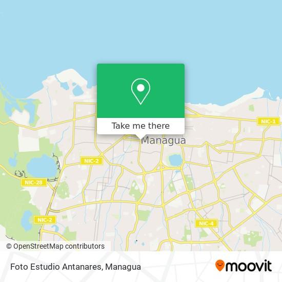 Foto Estudio Antanares map