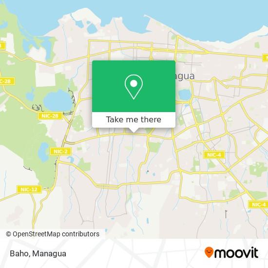 Baho map