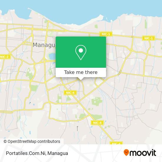 Portatiles.Com.Ni map