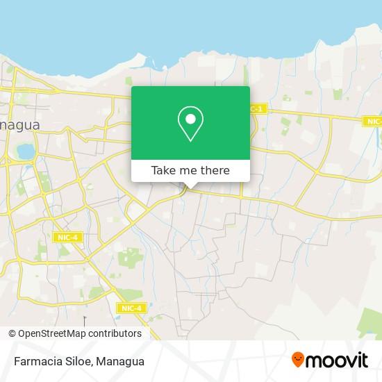 Farmacia Siloe map