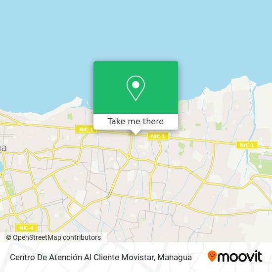 Movistar map