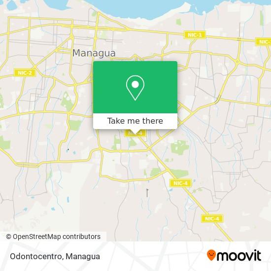 Odontocentro map