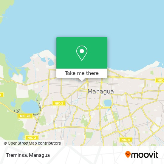 Treminsa map