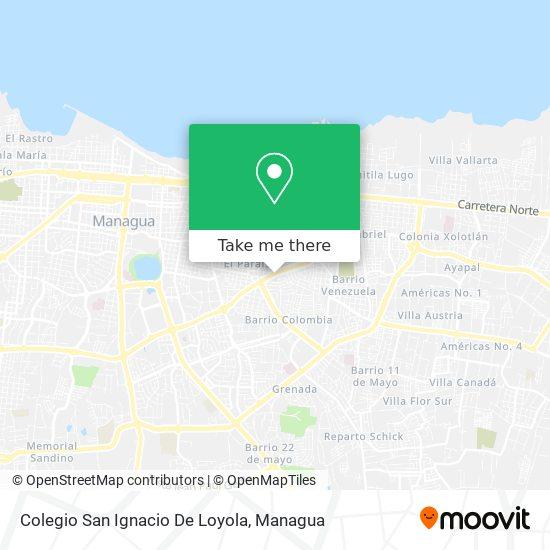 Colegio San Ignacio De Loyola map