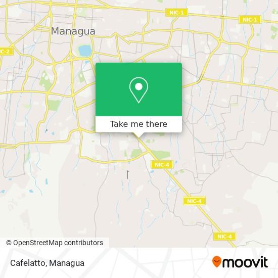 Cafelatto map