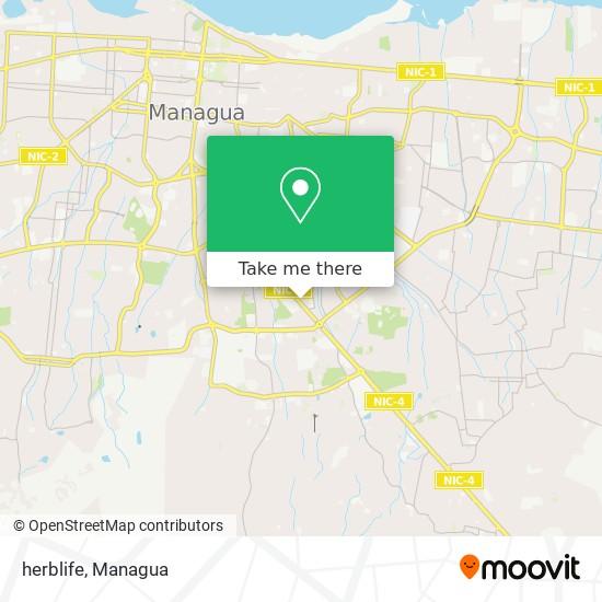 herblife map