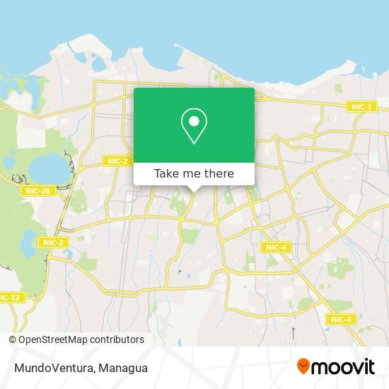 MundoVentura map