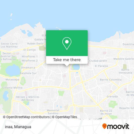 inaa map