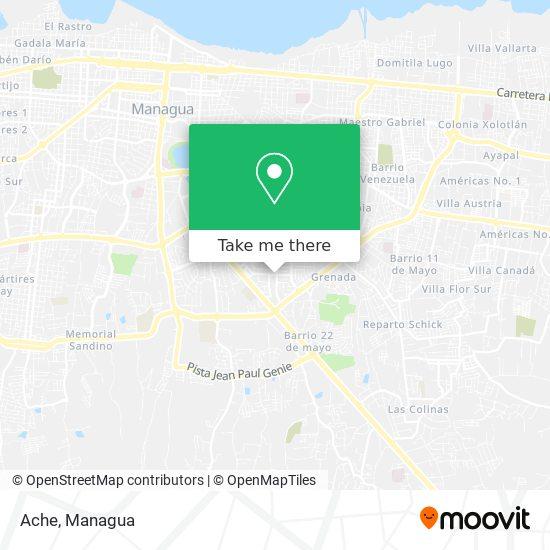 Ache map