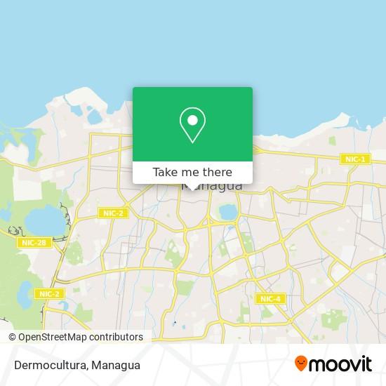 Dermocultura map