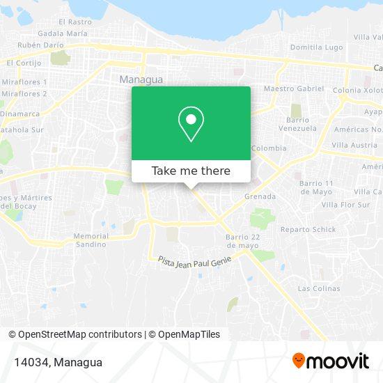 14034 map