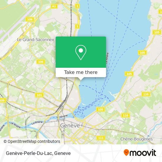 Genève-Perle-Du-Lac map