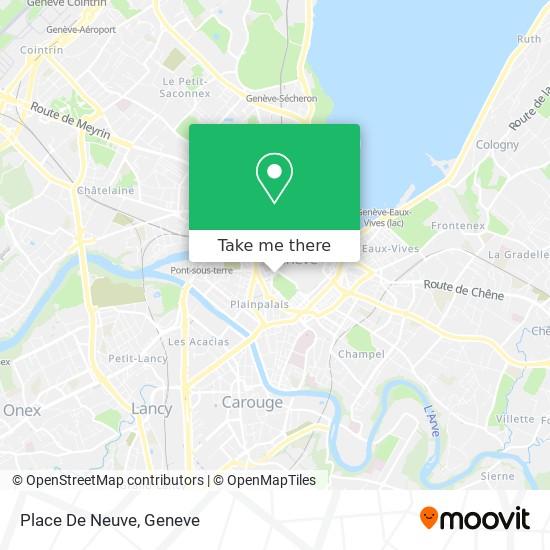 Place De Neuve map