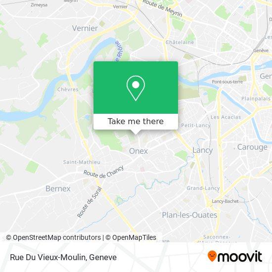 Rue Du Vieux-Moulin map