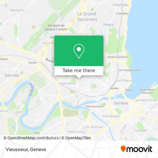Vieusseux map