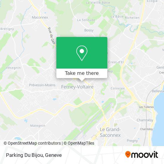 Parking Du Bijou map