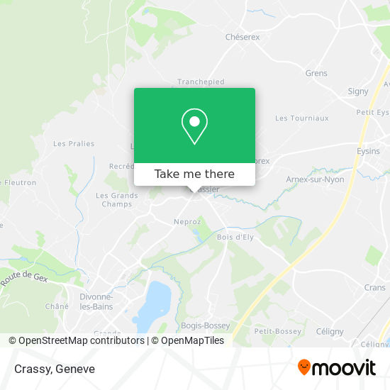 Crassy map