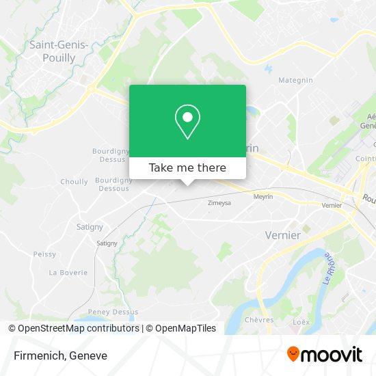Firmenich map