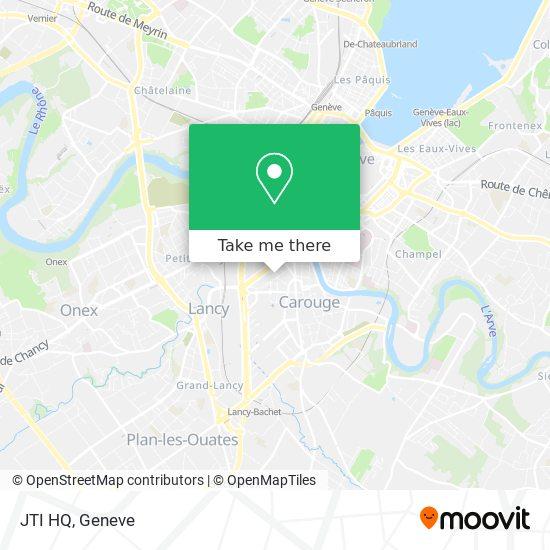 JTI HQ map