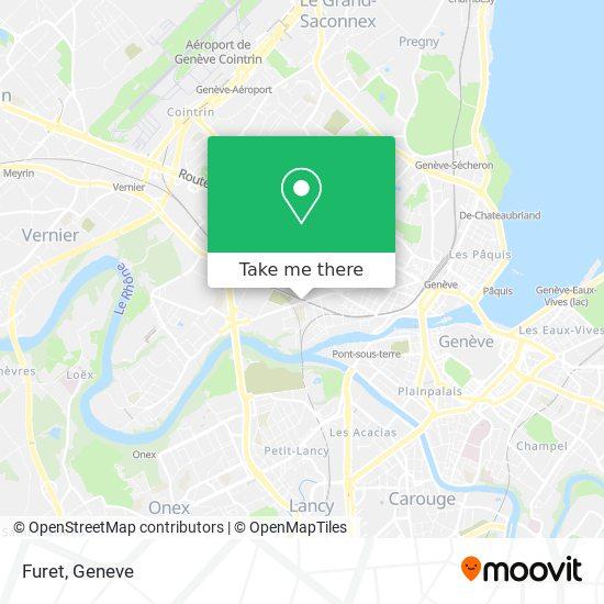 Furet map