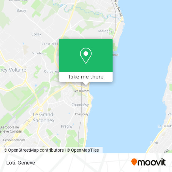 Loti map