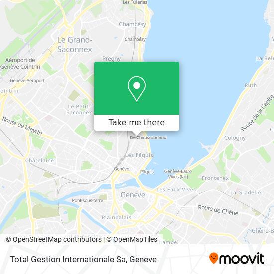 Total Gestion Internationale Sa map