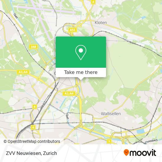 ZVV Neuwiesen map