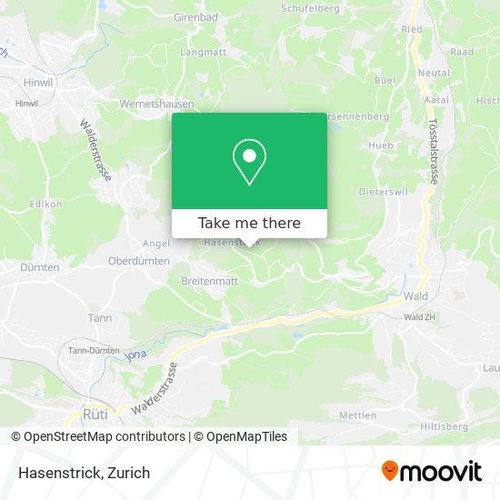 Hasenstrick map