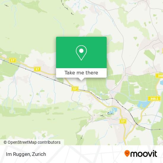 Im Ruggen map
