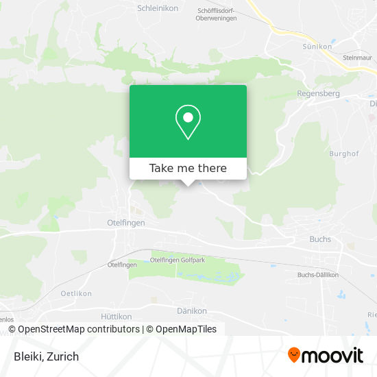 Bleiki map