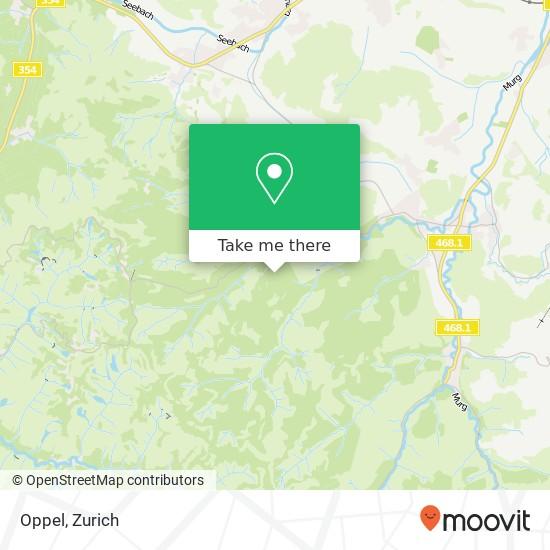 Oppel map