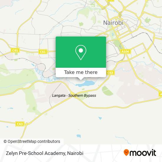 Zelyn Pre-School Academy map