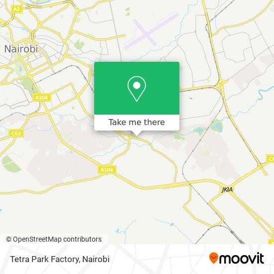 Tetra Park Factory map