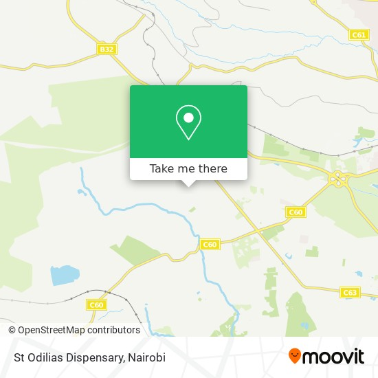 Dispensary map