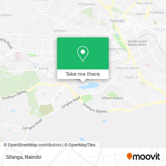 Silanga map