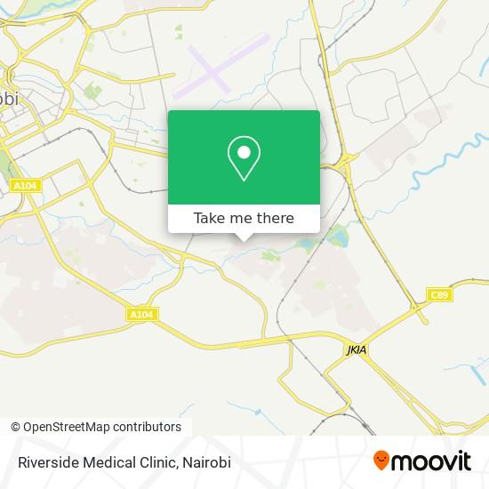 Riverside Medical Clinic map