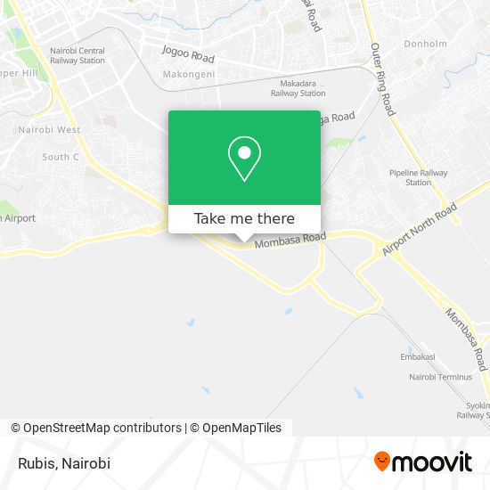 Kobil map