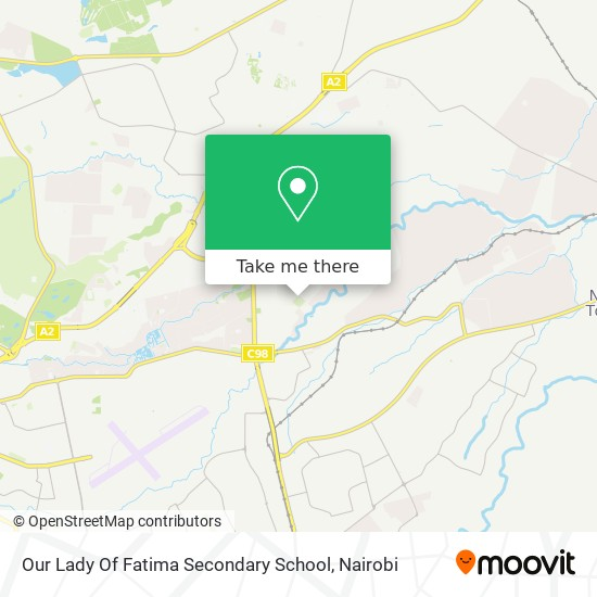 Our Lady Of Fatima Secondary School map