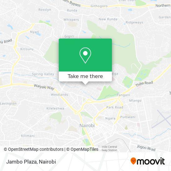 Jambo Plaza map