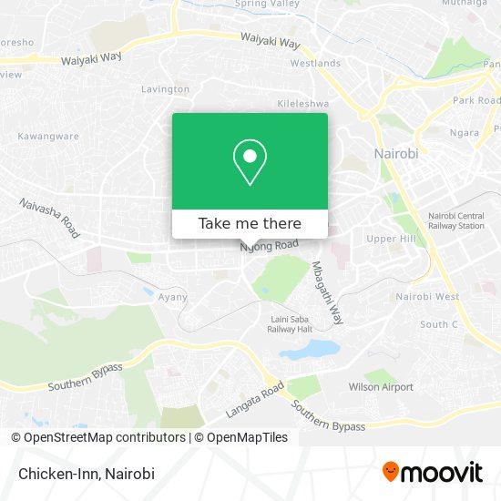 Chicken-Inn map