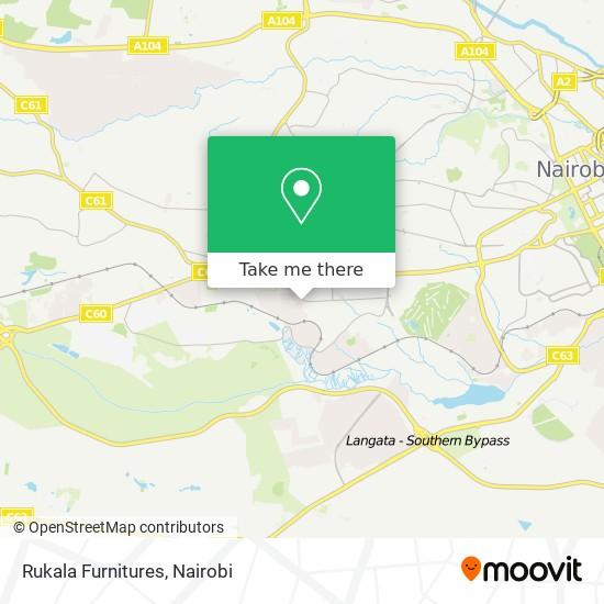 Rukala Furnitures map