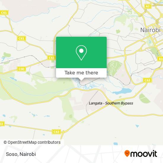 Soso map