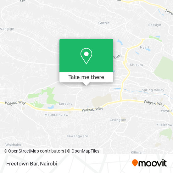 Sikoka Bar & Lounge map