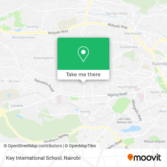 Key International School map
