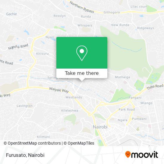 Furusato map