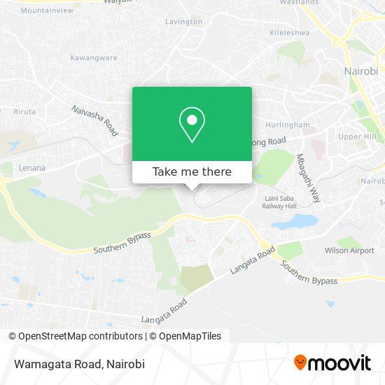 Wamagata Road map