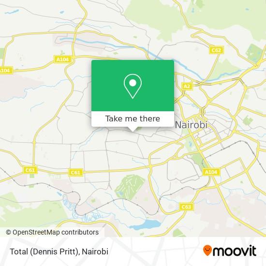 Total (Dennis Pritt) map
